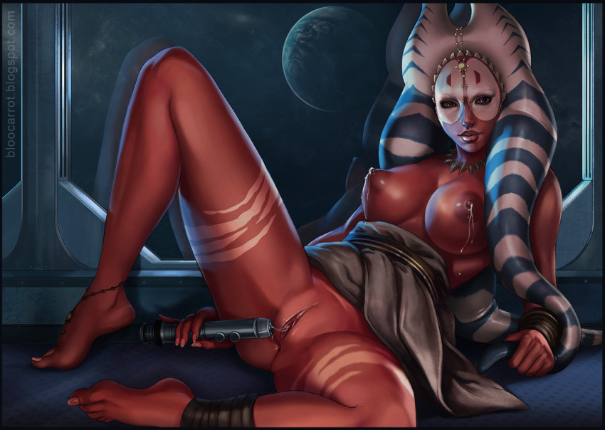 breasts lactation nipples pussy shaak_ti star_wars uncensored