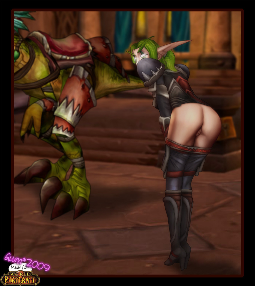 World of warcraft henitai sexy pussies