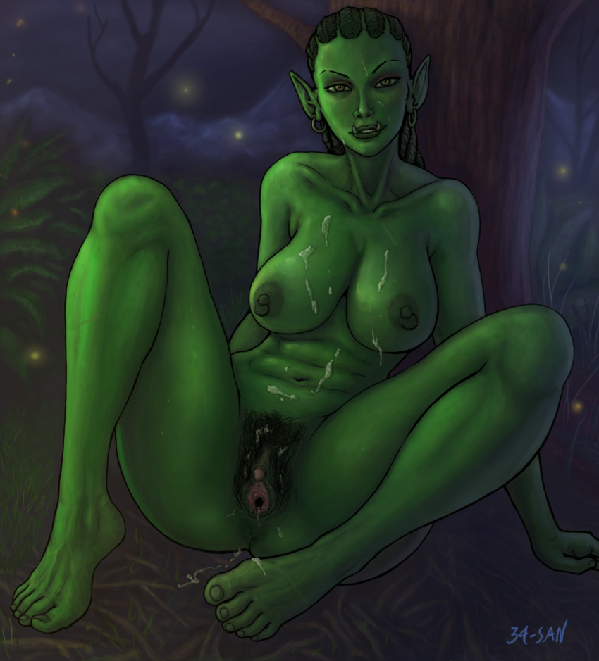 Orc Pussy 101