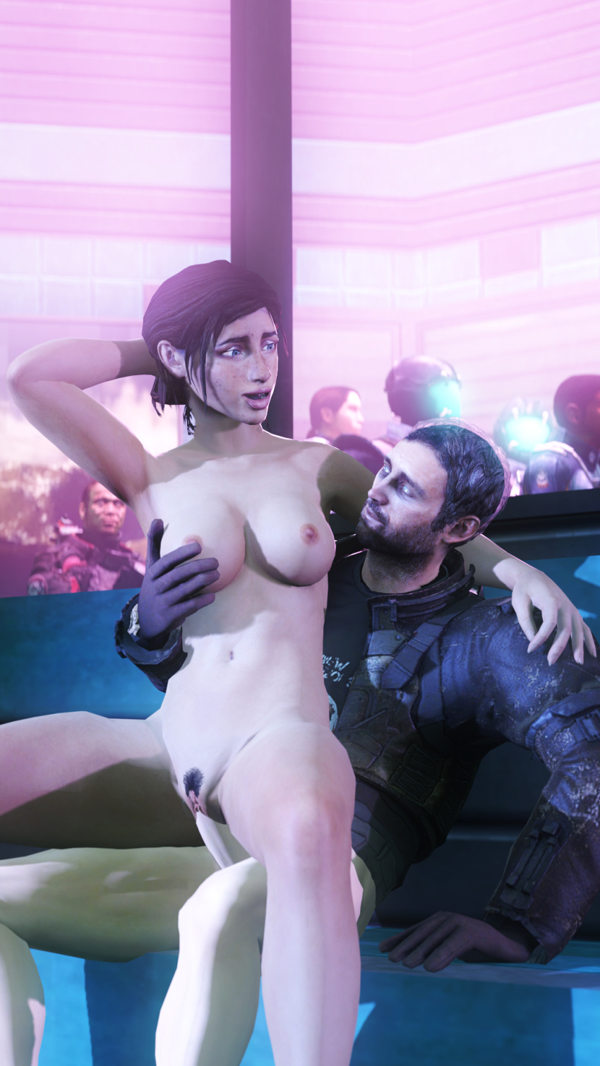 Dead space ellie nude nsfw movie