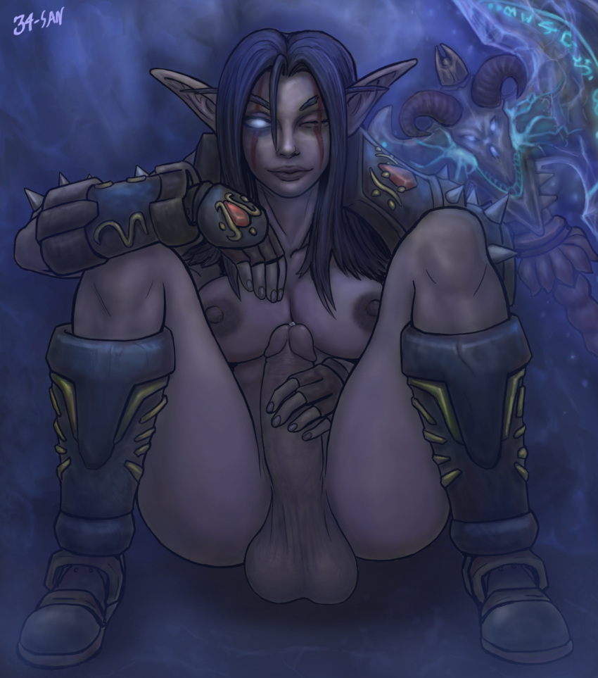 Warcraft uncensored elf pron images