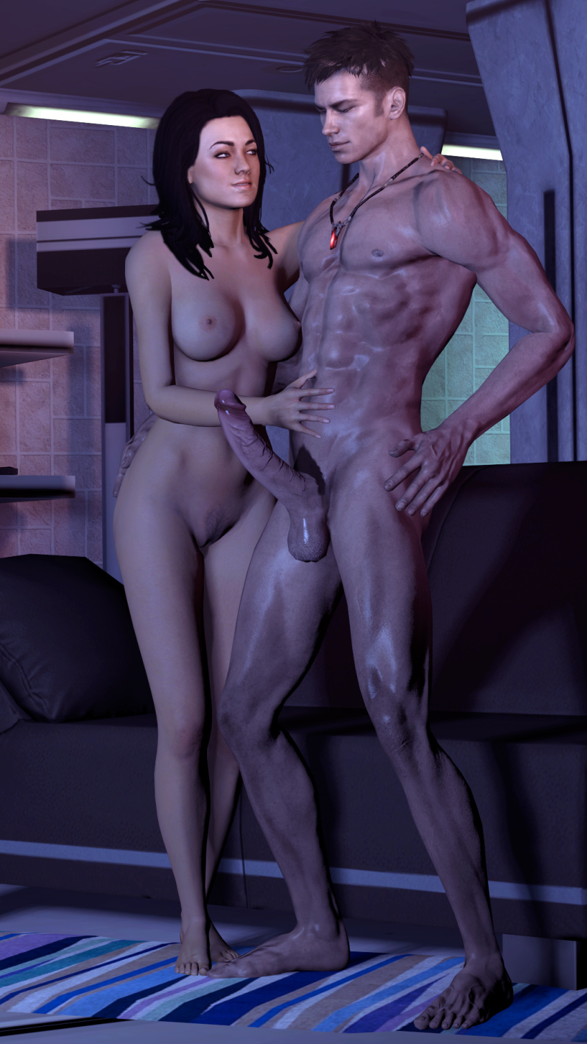 Miranda mass effect sex hardcore erotica video
