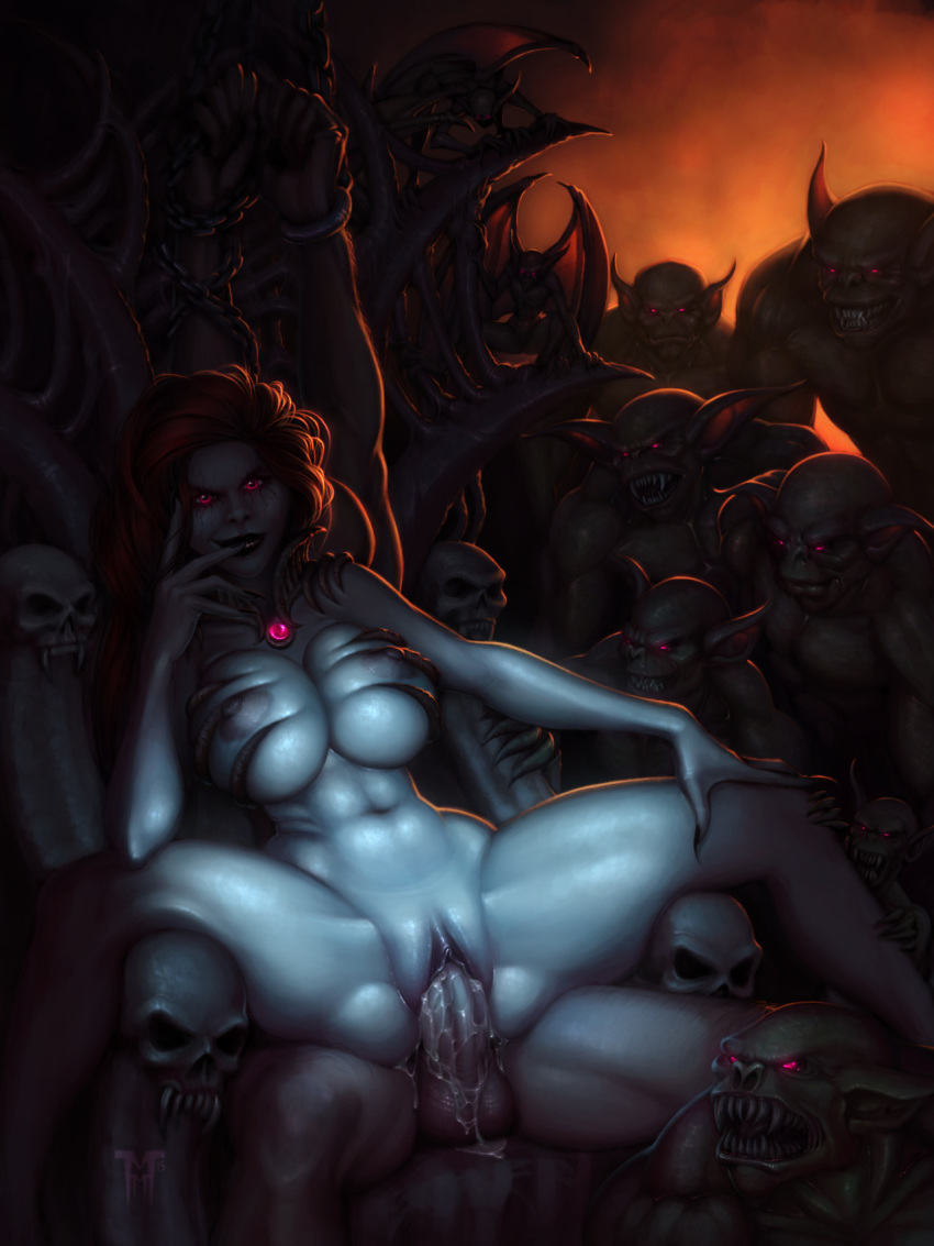 Goblin queen sex xxx scene