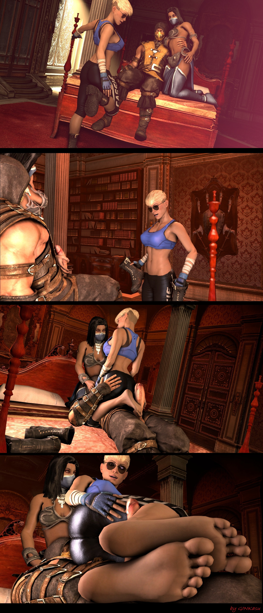 Mortal kombat sex fuck softcore pictures