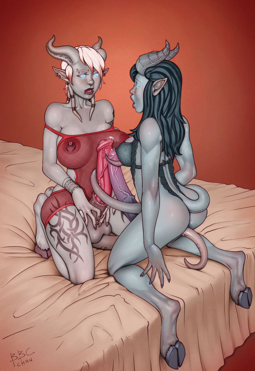 Horny draenei adult picture