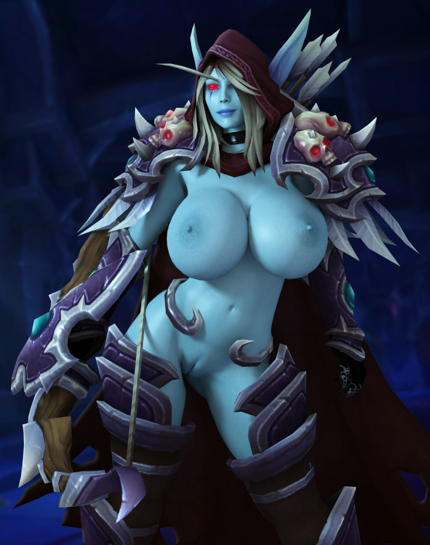 Sylvanas windrunner hentai videos nude movie