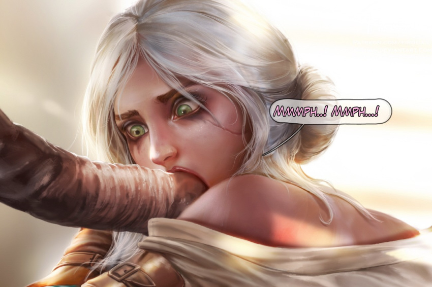 The Empress  the Witcher  Ciri x Emhyr desiresfm
