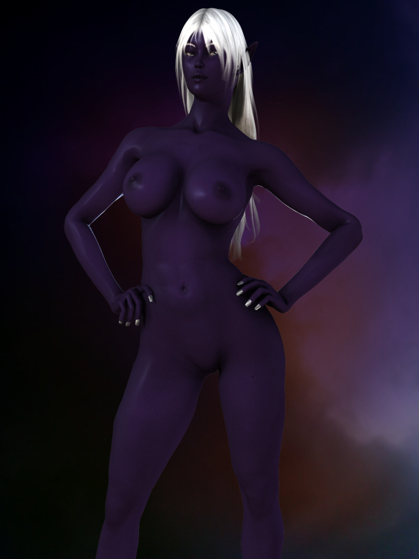 Queen nualia dark elf