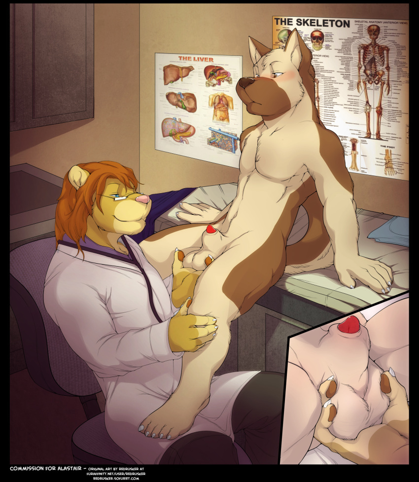 Nude black doctor gay our patient was rock 10