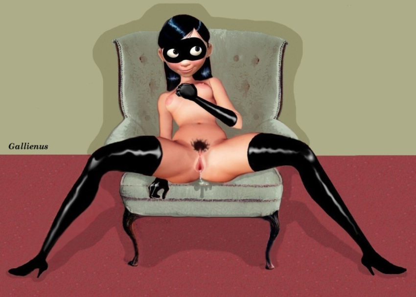 Violet parr nude videos and images something also