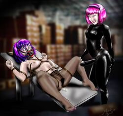 cosplay crossover fearfortheflesh hit-girl kick-ass lazytown marvel stephanie