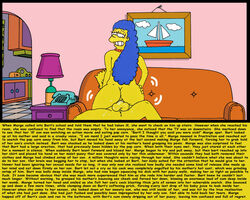 bart_simpson color female human male marge_simpson straight tagme the_simpsons
