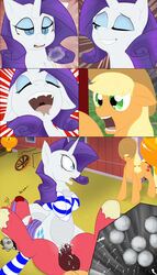 2013 applejack_(mlp) balls big_macintosh_(mlp) blonde_hair blue_eyes bound boy_rape comic cowboy_hat cum cum_in_pussy cum_inside cutie_mark equine female feral forced forked_tongue friendship_is_magic gagged green_eyes hair hat horn horse hybrid impregnation inside internal lying m-p-l male my_little_pony on_back open_mouth orange_fur ovum panting penetration pony pussy rape rarity_(mlp) red_fur reverse_cowgirl_position reverse_rape sex smartypants_(mlp) socks straight tongue unicorn vaginal_penetration white_fur womb x-ray