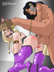 2girls ahegao all_fours american anal anal_penetration anus ass big_breasts big_penis bit_gag black_hair blonde_hair blue_eyes blush bondage boots braids clitoris closed_eyes corset dangling_testicles dark-skinned_female dark_skin doggy doggy_style doggystyle fat_mons feathers female femsub from_behind futa_on_female futadom futanari gag gagged hanging_breasts headband huge_breasts huge_penis human hyper hyper_penis indian interracial large_breasts large_penis latex light_skin lips lisa_hayes looking_back native native_american pale_skin perky_breasts platinum_blonde_hair ponygirl powerful_women pussy rape shemale small_ass spread_legs spreading suit tan_skin testicles thick_lips thigh_high_boots thighhighs twintails ultrafem vagina