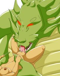 2014 alpha_channel anthro breasts darthglacier demon dragon female glowing hi_res jackie_chan_adventures licking male nipples nude open_mouth plain_background pussy sharp_teeth shendu straight teeth tongue transparent_background vaginal_penetration