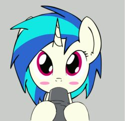 animal_genitalia animated blush disembodied_penis equine fellatio female friendship_is_magic hair handjob horn horsecock looking_at_viewer male mammal my_little_pony oral oral_sex penis plain_background red_eyes sex two_tone_hair vinyl_scratch_(mlp) whatsapokemon