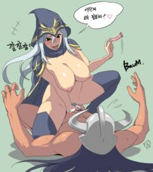ashe league_of_legends tagme tryndamere