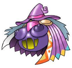 bandana big_breasts breasts cape cloak drawcia hat invalid_tag kirby kirby_(series) magic_user milktimeforme monster_tits nintendo video_games witch