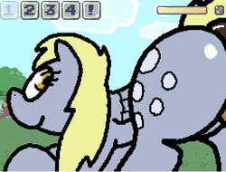 animal_genitalia animated ass big_brian blonde_hair cloud cutie_mark derpy_hooves duo equine erection fan_character female friendship_is_magic gray_skin hair horse horsecock hot_dogging looking_back male mammal my_little_pony out_of_frame outside penis pokehidden pony red_penis smile solo_focus straight wings