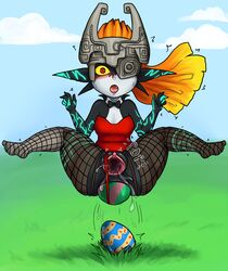 anal cervix clitoris easter egg egg_laying gaping midna oviposition pussy pussy_juice spread_legs spread_pussy tagme the_legend_of_zelda twilight_princess uncensored xxxx52