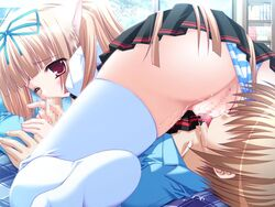 brother_and_sister censored fellatio game_cg incest oral penis pussy siblings sister