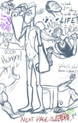 ass big_hands boxdog computer confusion dildo english_text equine fish friendship_is_magic googly_eyes horn horse human hungry hybrid jonsthaman mammal marine my_little_pony nude penis pony random sketch text twilight_sparkle_(mlp) unicorn wings