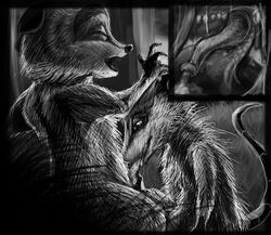 anatomically_correct anatomically_correct_penis cum cum_in_mouth cum_inside duo fellatio floppy_ears heather_(over_the_hedge) hi_res internal mammal marsupial nude opossum oral outside over_the_hedge penis raccoon rj_(over_the_hedge) sex torinsangel