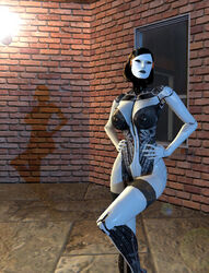 3d antgeo97 breasts edi female mass_effect mechanical presenting robot solo tagme