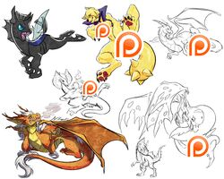 advertisement airdramon anal anthro blitzdrachin canine capcom cetacean changeling charmander digimon dolphimon dolphin dragon feral furry_only great_jaggi jaggi mammal marine masturbation monster_hunter nintendo patreon pokemon pron scalie sex video_games