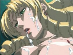 after_sex anal animated animated ass bare_shoulders barefoot bible_black blonde_hair breast_grab breasts brown_hair cum cum_in_ass cum_in_mouth cum_in_pussy female female huge_breasts licking lowres masturbation multiple_boys nipples nude penetration pussy pussy_juice shin_bible_black shiraki_rika sweat tongue triple_penetration uncensored vaginal_penetration