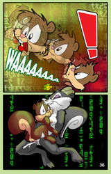 animaniacs leinad skippy_squirrel slappy_squirrel tagme