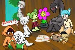 canisfidelis carmen carrie_krueger cartoon_network darwin_watterson female group gumball_watterson human humanized leslie lying_on_floor male mammal masami molly_collins penis penny_fitzgerald teri the_amazing_world_of_gumball young