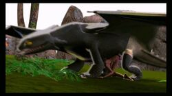 3d dragon feral how_to_train_your_dragon interspecies night_fury reptile scalie tagme toothless zoophilia