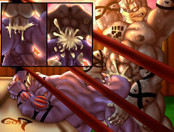 2015 4_arms abs anal anthro balls biceps closed_eyes crimsonmercury7192 cum cum_in_ass cum_inside double_penetration father father_and_son incest looking_pleasured low-angle_shot machamp macher machid machoke male male/male multi_limb multi_penis multiple_arms muscular nintendo nipples parent pecs penetration penis pokemon ring sex smile son sweat video_games worm's-eye_view