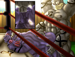 2015 4_arms abs anal anthro balls biceps close-up crimsonmercury7192 double_penetration erection father father_and_son grin incest looking_pleasured low-angle_shot machamp macher machid machoke male male/male multi_limb multi_penis multiple_arms muscular nintendo nipples parent pecs penetration penis pokemon precum ring sex smile son teeth video_games watermark worm's-eye_view