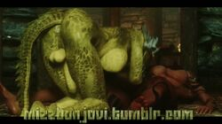 3d animated argonian ass bouncing_ass bouncing_breasts breasts brown bubble_butt dark-skinned dark_elf dunmer elf erection futanari herm herm_on_futa horsecock intersex jiggle large_ass large_penis large_testicles lizard mizzbonjovi nude on_back penis reptile scales skyrim tattoo testicles text the_elder_scrolls thick_thighs uncensored video_games wide_hips