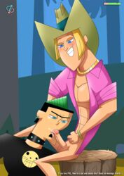 2boys bbmbbf duncan gay geoff oral palcomix rear_deliveries tagme total_drama_island yaoi
