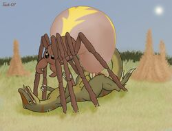 arachnid arthropod difference dinosaur forced insects interspecies invalid_background mullen paul pens rape raptor sex size spider tack tiarhlu zoophile