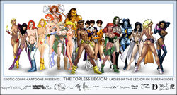 andromeda apparition dc dream_girl inferno kid_quantum kinetix legion_of_superheroes lightning_lass miravi monstress oni_(artist) pat saturn_girl satyq shadow_lass shikari shrinking_violet shvaughn_erin spark tcatt thunder triad umbra white_witch xs