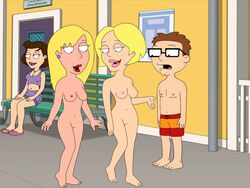 american_dad connie_d'amico family_guy frost969 lindsay_coolidge steve_smith