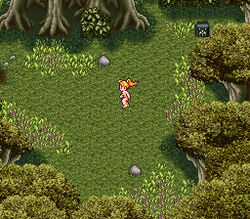 animated chrono_trigger humbird0 marle pixel_art