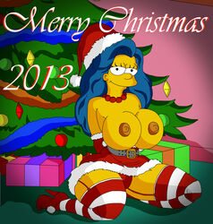 color female female_only human marge_simpson solo tagme the_simpsons