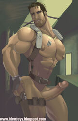 chris_redfield human male male_only resident_evil resident_evil_5 solo tagme