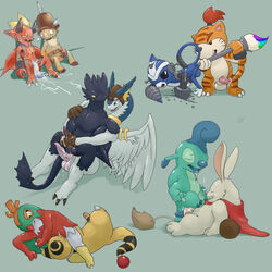absurd_res alien ampharos anal anthro argon_vile balls bowser_jr. clothing crossover cum digital_media_(artwork) disgaea disney dr_hamsterviel dragon drooling duo experiment_(species) gibson_(srmthg) hamster hawlucha hi_res how_to_train_your_dragon legendz lilo_and_stitch male male/male mammal mario_bros meowser_jr nintendo penis pokemon rodent saliva shiron super_robot_monkey_team_hyperforce_go! tongue toothless video_games yaarp