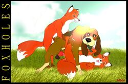copper disney klaus_doberman the_fox_and_the_hound todd vixey