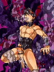 anal antispiral boy_rape censored cum double_anal double_penetration forced goggles goggles_on_head insertion male multiple_insertions nipples nude oral penis penis_milking pointless_censoring rape simon slime struggle suspension tear tengen_toppa_gurren-lagann tengen_toppa_gurren_lagann tentacle tentacle_on_male tentaclejob urethral_insertion yaoi