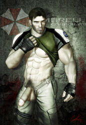 chris_redfield human male male_only resident_evil solo tagme