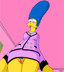 color female female_only gkg human marge_simpson solo tagme the_simpsons