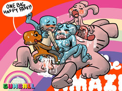 furry nicole_watterson tagme the_amazing_world_of_gumball