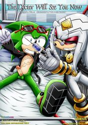 clothing forced hedgehog male male/male mammal palcomix penis sonic_(series)